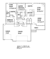 floor plans with great rooms theresa house plan