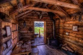 interior of log homes inside views of an adirondack cabin adirondacks pinterest