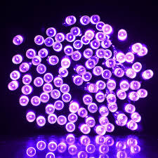 amazon com vmanoo halloween lights battery 72ft 200 led string