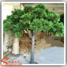 artificial craft customize artificial pine trees big cheap