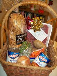 cooking gift baskets gifts from the kitchen meal in a basket two kids cooking and more