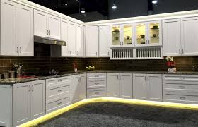 bright white shaker kitchen cabinates photos pictures