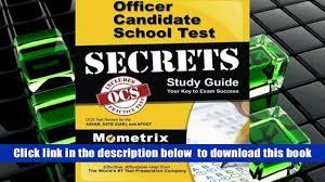 best afoqt study guide read online officer candidate test secrets study guide ocs