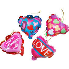 smack the pack balloon valentines s day self inflating balloons 4ct party city canada