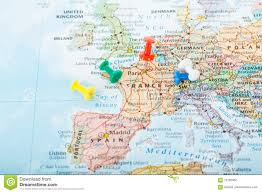Napoli Map by Europe Map Pins Travel Stock Photo Image Of Country 73160462