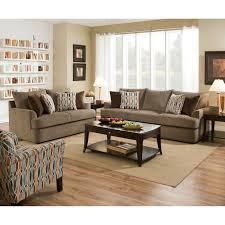 Living Room Wooden Furniture Sofas United Furniture Grandstand Walnut Sofa Hayneedle