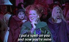 Hocus Pocus Meme - 17 hocus pocus quotes gifs movie scenes we love for halloween