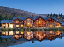 Luxury Cabin Homes The Most Expensive Home You Can Buy In Every State Logs Cabin