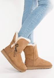 ugg shop s ugg boots lilou bottes de neige chestnut uggs and shopping