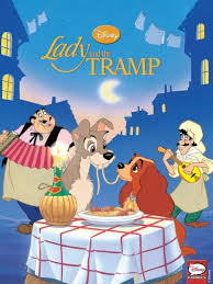 lady tramp volume comic vine