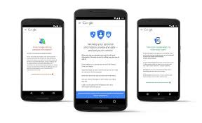 official google blog keeping your personal information private