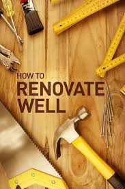 How To Renovate Your Home Renovation Ebook How To Renovate Well