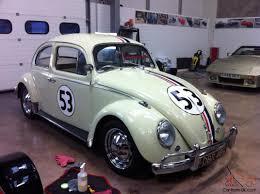 volkswagen beetle classic herbie 1965 herbie vw beetle