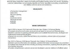 Personal Banker Resume Samples Download Ophthalmic Technician Cover Letter Haadyaooverbayresort Com