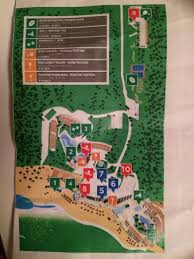 tulum map more maps picture of grand oasis tulum akumal tripadvisor