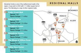 Dallas Galleria Map Frisco Reinvests In Stonebriar Through Hotel Agreement Community