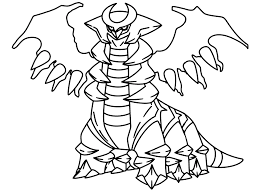 unique legendary pokemon coloring pages 16 for free coloring kids
