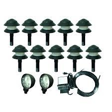 low voltage landscape lighting kits amazon outdoor price