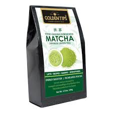 making green japanese matcha green tea powder energy booster for making latte