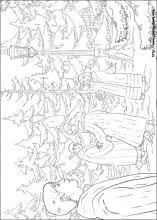chronicles narnia coloring pages free kids chronicles