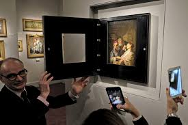 the story behind a rembrandt painting u0027s journey from a new jersey
