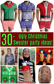 kitchen party ideas 30 ugly christmas sweater party ideas kitchen fun with my 3 sons