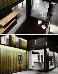 Container Home Interior Design 960 Best Containers Images On Pinterest Shipping Containers