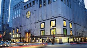 Chicago Hotels Map by Chicago Event Venues U0026 Meeting Space Four Seasons Hotel