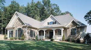 Donald A Gardner The Somersby Plan 1143 Traditional Exterior Charlotte