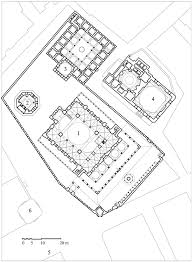 kilic ali pasa hamam floor plan google search thermae