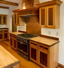 Black Painted Kitchen Cabinets Matte Black Painted Mahogany Wood Kitchen Cabinets With Frosted