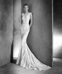 robe de mari e pr s du corps tendance 2016 10 robes de mariée sur lesquelle la dentelle se