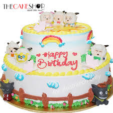 Sheepy Birthday Cake Delivery Singapore