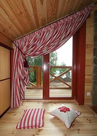 Hang Curtains From Ceiling Designs How To Hang Curtains From A Slanted Ceiling Search
