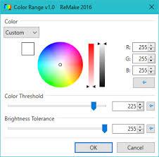color range effect plugins publishing only paint net forum