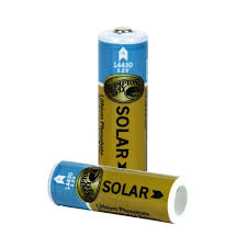 can you use regular batteries in solar lights hton bay lithium phosphate 400mah solar rechargeable replacement
