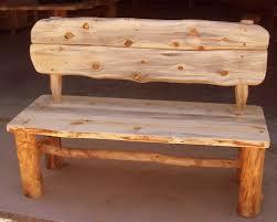 furniture splendid natural wood slab benches furniture design
