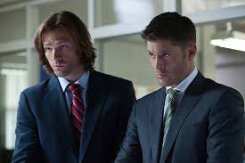Supernatural Halloween Costumes Sam Dean Winchester Fbi Agents Supernatural Halloween
