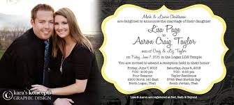 bed bath and beyond norfolk kara s koncepts graphic design custom wedding invitations