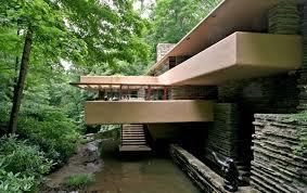 fallingwater kaufmann residence pennsylvania by frank lloyd