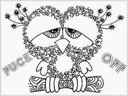 free coloring pages swear word coloring book coloring