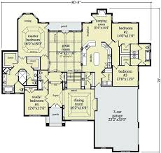 floor plans ranch style homes open style ranch house plans processcodi