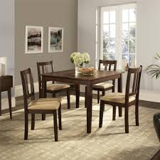 Set Dining Room Table Dining Room Sets Kitchen Dining Room Furniture The Home Depot