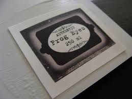 vintage halloween jar labels