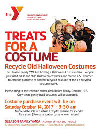 Halloween Costume Sale Halloween Costume Drive Ymca Southcoast Wareham