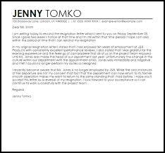 rescind resignation letter resignation letters livecareer