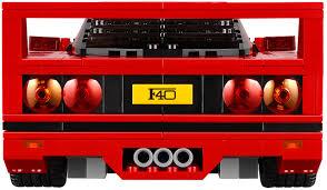 ferrari lego lego ferrari f40 even has a toolkit autotrader ca