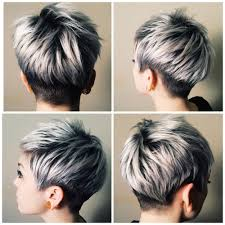 the silver journey career salons modern and short hair