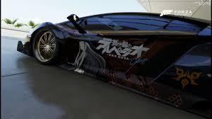 Lamborghini Veneno Forza 6 - ホロやん forzaペイント職人ぽ い on twitter