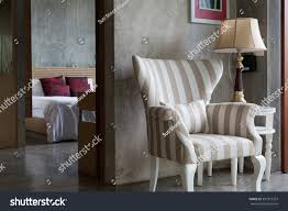 Sofa Set In Living Room Interior Design Living Room Modern Style Stock Photo 397819357